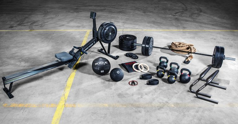 crossfit equipment packages