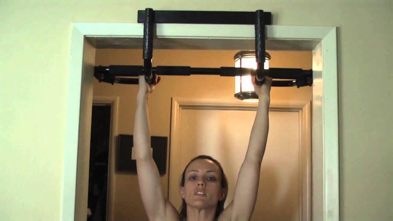Home pull up bars